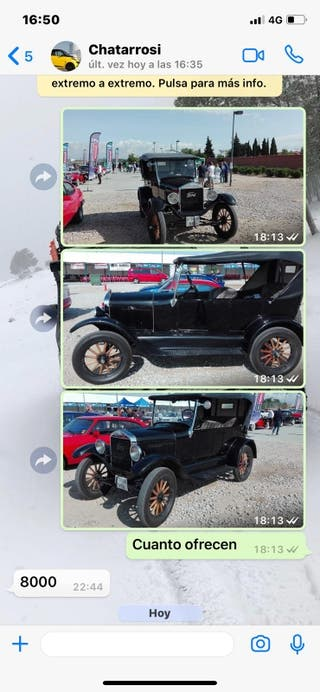 ford t t 1926
