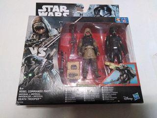 Star Wars Rebel Commando Pao&Imperial Death Troope