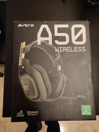 Astro A50 edición Halo (wireless)
