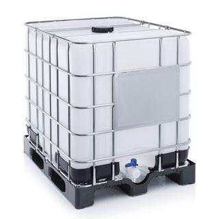 Depósito IBC de 1000 litros