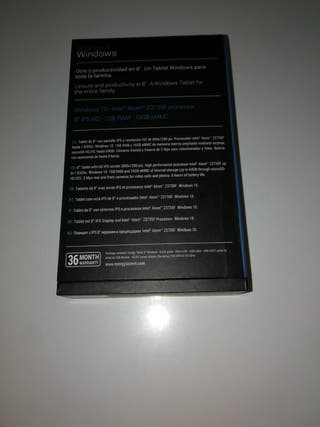 "Energy Tablet 8"" Windows"