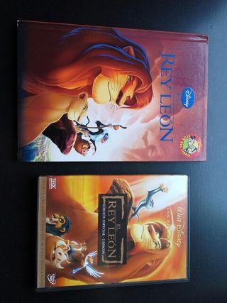 El Rey León Disney