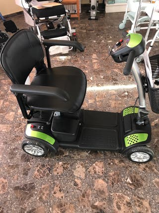 Scooter electrica para mayores