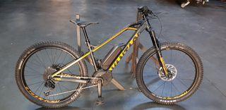 Bicicleta Mondraker e-Vantage R+ SE 27,5+ 2018