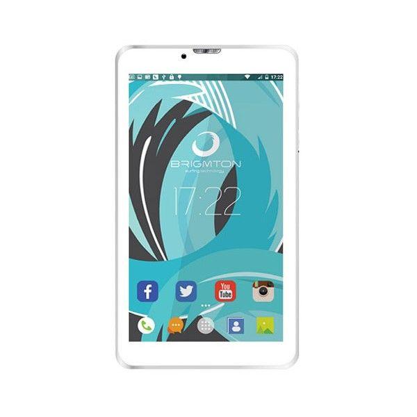 Brigmton btpc-ph6 blanco tablet 3g dual sim 7'' ip