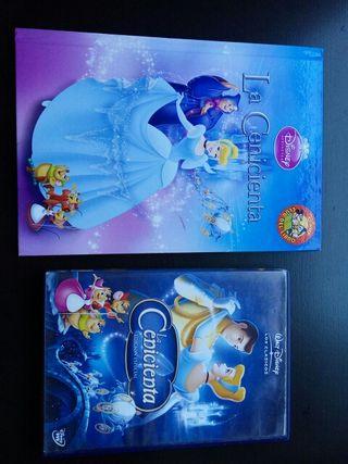 La Cenicienta Disney