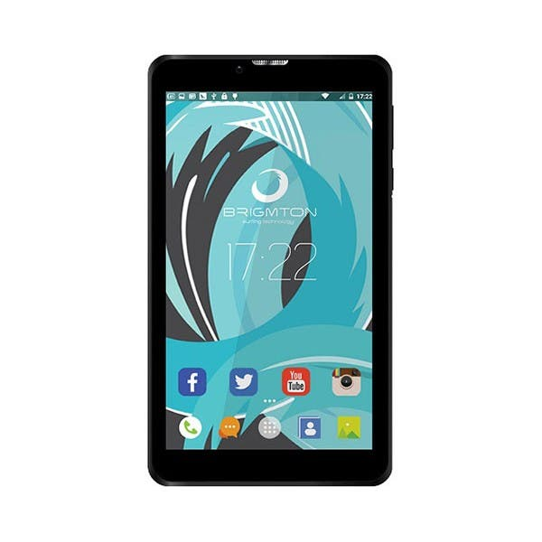 Brigmton btpc-ph6 negro tablet 3g dual sim 7'' ips