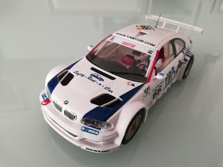 BMW M3 GTR racing fly scalextric