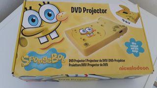 Proyector DVD Bob Esponja