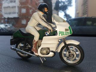 Polizei moto BMW K82 Matchbox