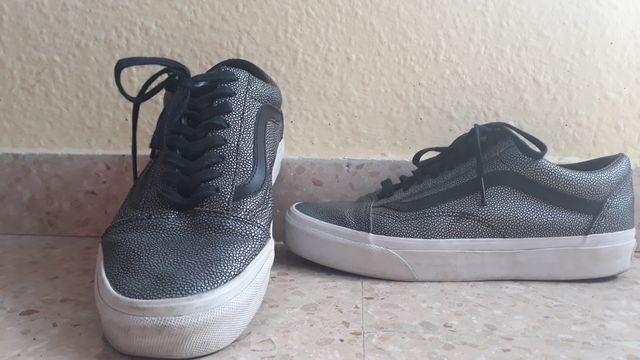 2d423f8945 Zapatillas Vans (talla 39 40) de segunda mano por 20 € en Alicante ...