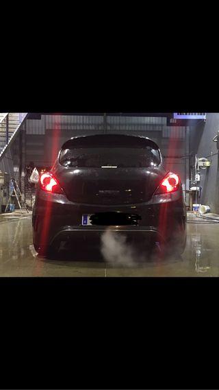 Opel Corsa Opc 2012