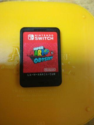 Nintendo switch, super Mario odisea