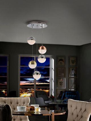 Lámpara de diseño 2019 Bolas 24w LED OFERTA