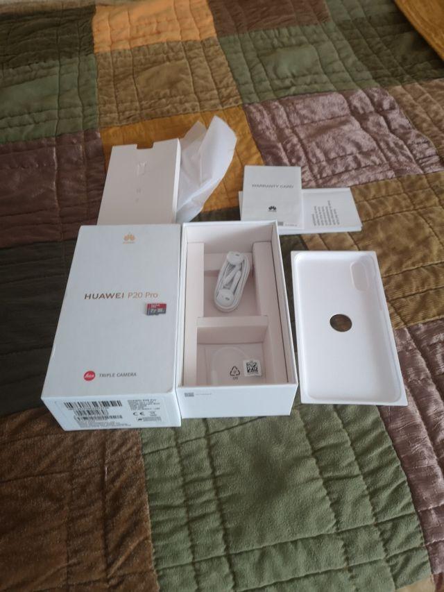 caja Huawei p20 Pro