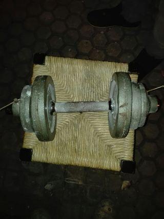 pesas mancuernas