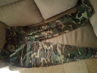 pantalones para cacería