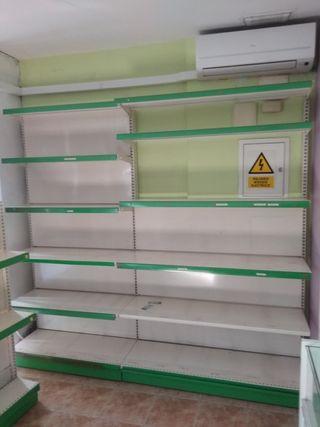 estanterias metalicas para tienda