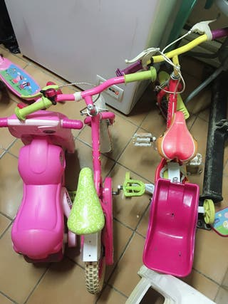 Bicicleta infantiles