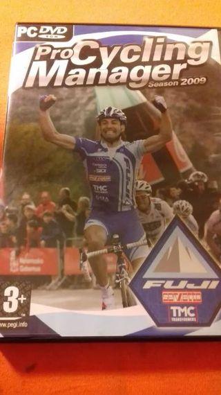 Juego Cycling Manager 2009 Edicion Especial Equipo