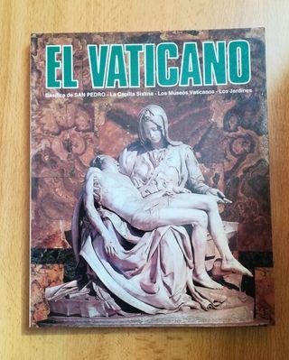 libro el Vaticano pintura