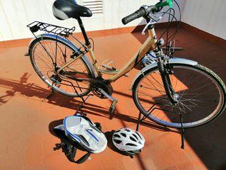Gran oportunidad: bicicleta como nueva rebajado