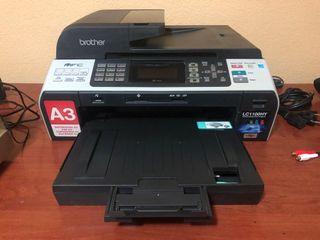 Impresora brother Mfc5890