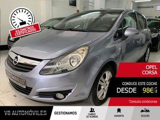 Opel Corsa CDTI 95cv 6vel. 2010