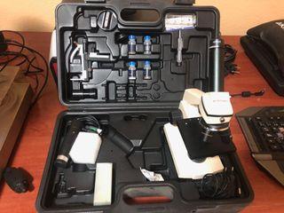 microscopio Bresser Biolux 20x-1280x