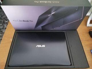 Asus Zenbook Pro UX550GD