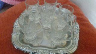 vasos de chupitos