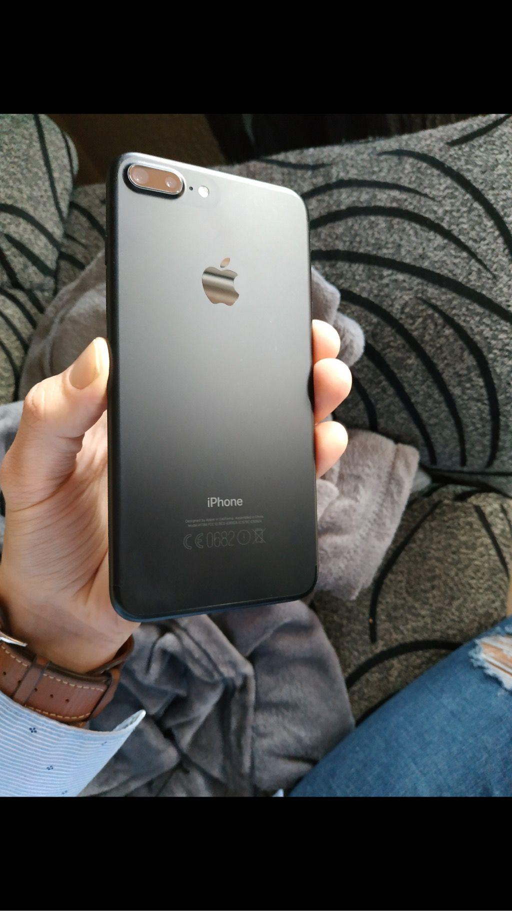 5c42a62f6ca Iphone 7 Plus 32 GB Space Grey - España - IPhone 7 Plus negro, impecable