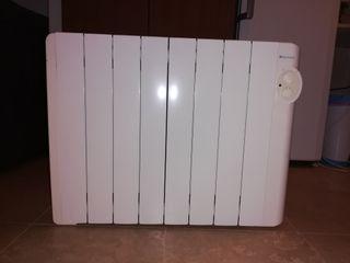radiadores electricos de pared de bajo consumo