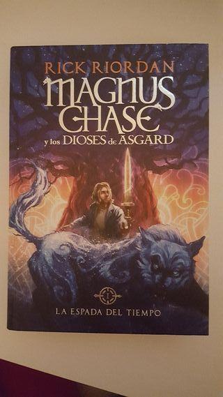 Libro Magnus chase 1