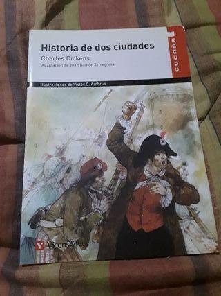 Libro NUEVO Historia de dos Ciudades