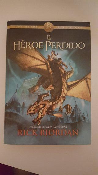 Libro El héroe perdido