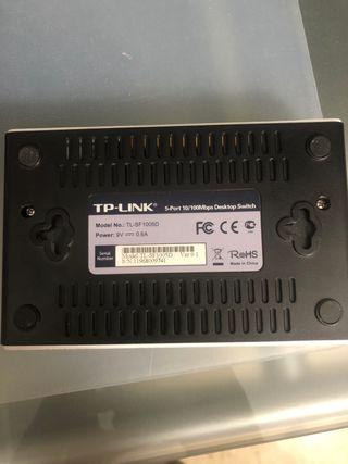 Switch Ethernet TP-Link