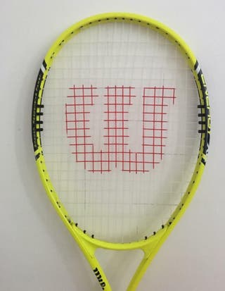 Brand new tennis wilson racket