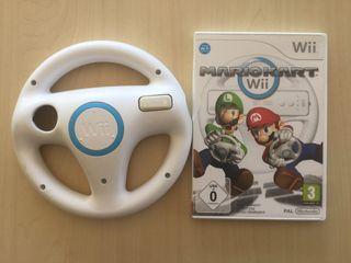 Juego para Wii + Volante