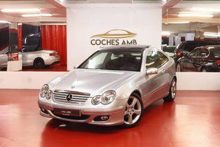 Mercedes-Benz Clase C180 Kompressor