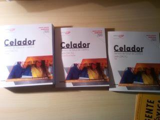 .LIBROS OPOSICIONES CELADOR CASTILLA Y LEÓN