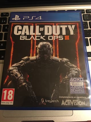 Juego PS4 Call Of Duty III (3)