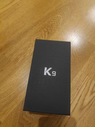 LG K9 sin abrir