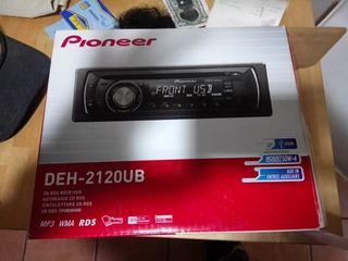radio cd usb pioneer