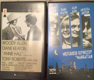 12 vídeos, películas formato VHS
