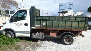 camion multilif Iveco Daily 2000