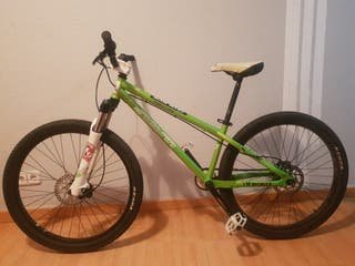 bicicleta de dual