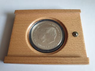 Moneda 2003 Primer Aniversario de 10 Euros