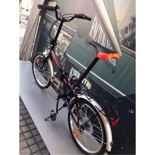 Bicicleta plegable 20 pulgadas Nueva