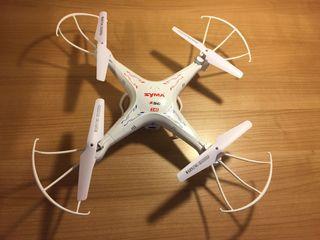 DRONE SYMA X5C-1 + BATERÍAS